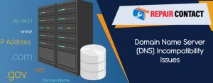 Domain-Name-Server-(DNS)-Incompatibility-Issues