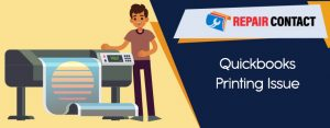 Quickbooks-Printing-Issue